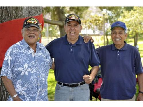 The Colin Brothers (5 served in US military):  From L.  Robert Colin, Korea-US Army; Ralph Colin, Vietnam-US Army; Phil Colin, Latino Veterans, Hispanic Veterans, Mexican-American Veterans, Advocating for Veterans, brothers serving in US military, UMAVA, Francisco J Barragan, Francisco Paco Barragan